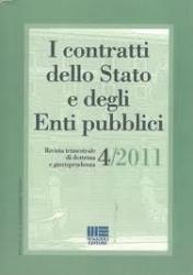 I contratti dello Stato e degli enti pubblici