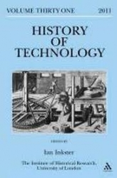 History of technology. Annual volume
