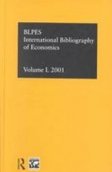 International bibliography of the Social Sciences. International bibliography of economics