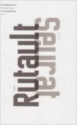 Claude Rutault, Georges Seurat