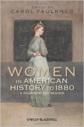 Women in American history to 1880
