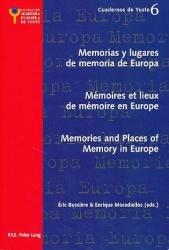 Memorias y lugares de memoria de Europa