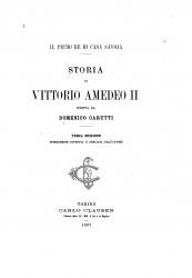 Storia di Vittorio Amedeo 2.