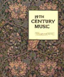 19. century music