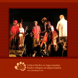 Critical studies in improvisation
