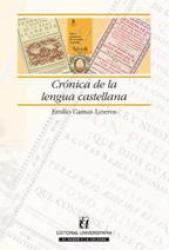 Crónica de la lengua castellana