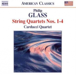 String quartets nos. 1-4