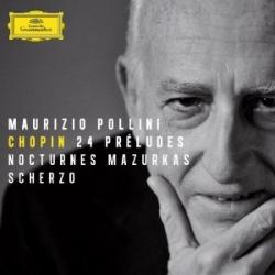 24 préludes, nocturnes, mazurkas, scherzo