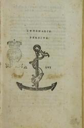 Iuuenalis. Persius