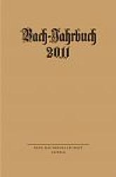 Bach Jahrbuch