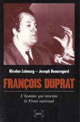 François Duprat