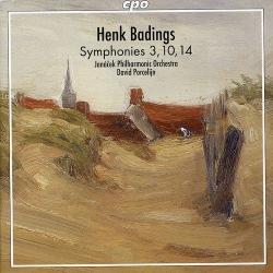 Symphonies 3, 10 & 14