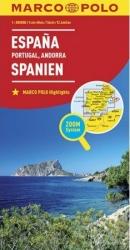 España, Portugal, Andorra