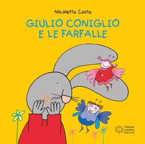 Giulio Coniglio e le farfalle