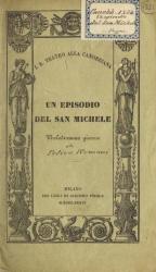 Un episodio del San Michele