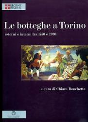 Le botteghe a Torino