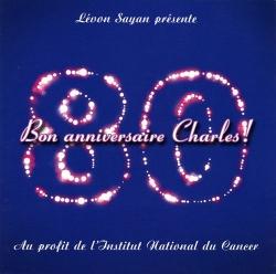 Bon anniversaire Charles!