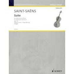 Suite for violoncello and piano