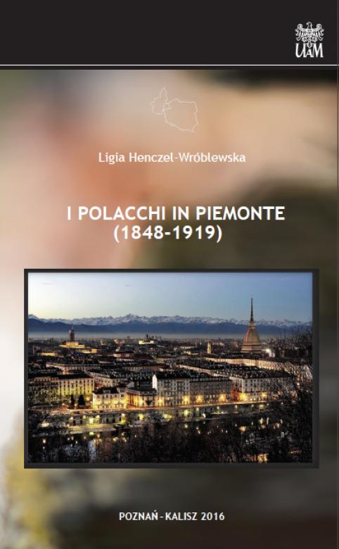 I Polacchi in Piemonte (1848-1919)