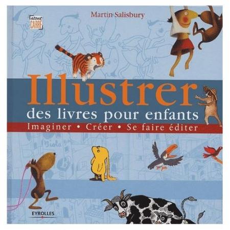 Illustrer des livres pour enfants