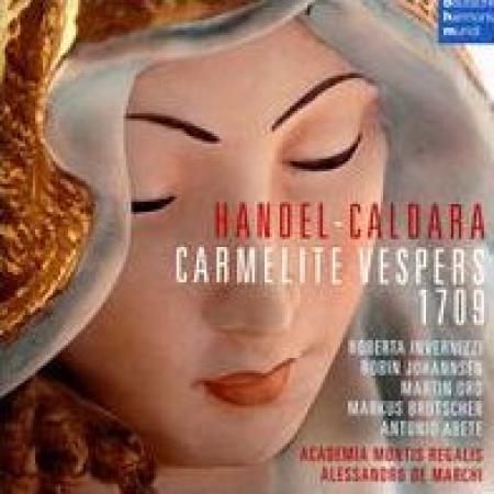 Carmelite vespers 1709