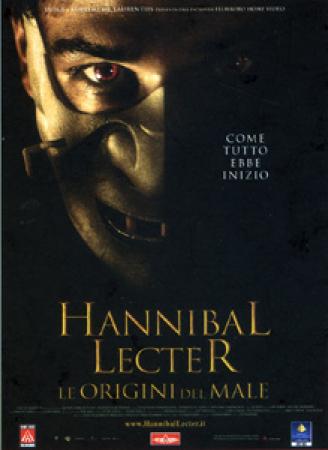 Hannibal Lecter, le origini del male
