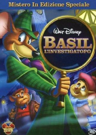 Basil l'investigatopo