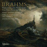 Piano Concerto no 2 in B flat major op 83
