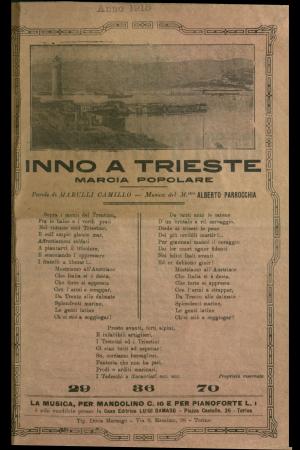 Inno a Trieste