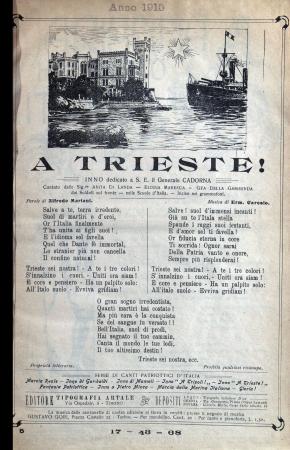 A Trieste!