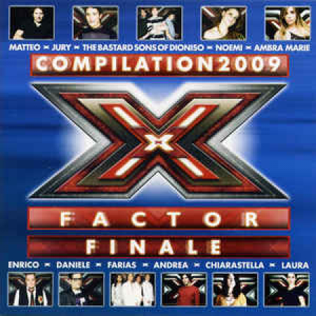 X factor. Finale