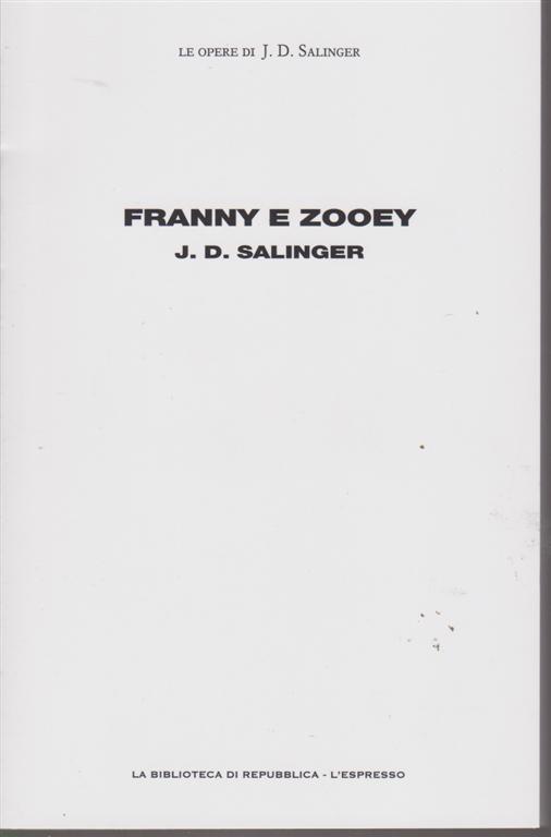 Franny e Zooey