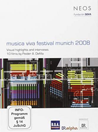 Musica viva festival Munich 2008