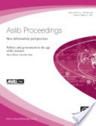 Aslib proceedings