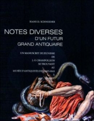 Notes diverses d'un futur grand antiquaire