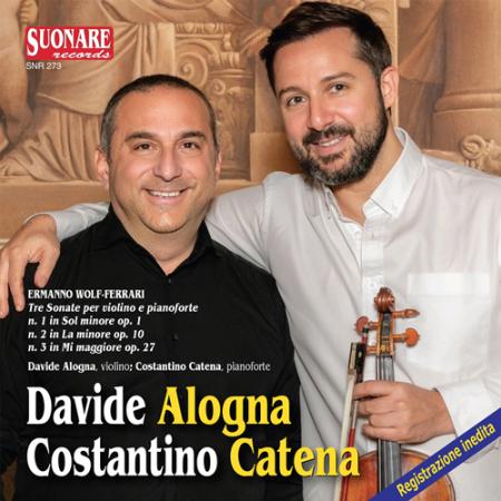 Davide Alogna, Costantino Catena