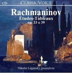 Études-tableaux op. 33 e 39