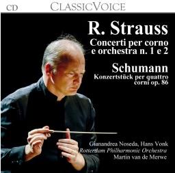 Concerti per corno e orchestra n. 1 e 2