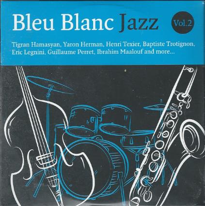 Bleu blanc jazz vol. 2
