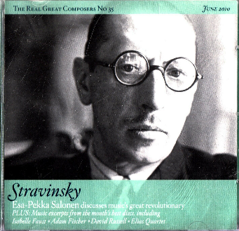 The real Stravinsky