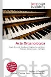 Acta organologica
