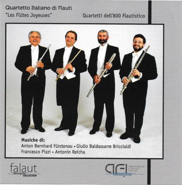 Quartetti dell'800 flautistico