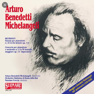 """Concerto per pf. e orch. n. 5 in mi bemolle maggiore op. 73 """"Imperatore"""""""