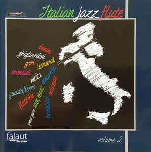 Italian jazz flute. Volume 2
