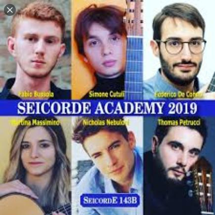 Seicorde academy 2019