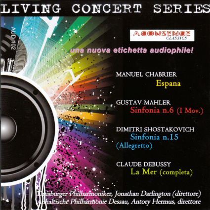 Living concert series
