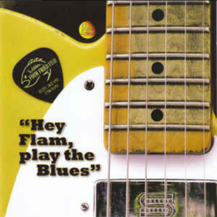 Hey Flam, play the Blues