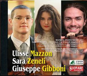 [1]: Ulisse Mazzon, Sara Zeneli, Giuseppe Gibboni
