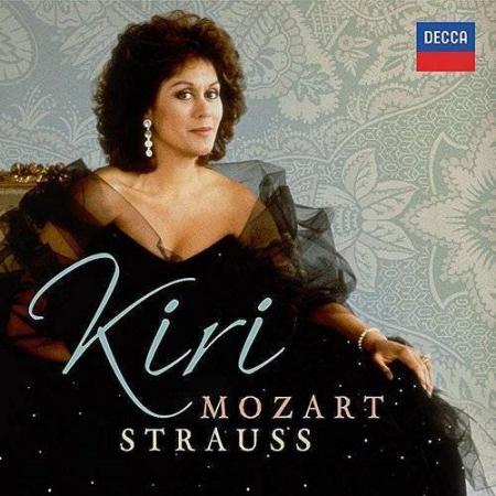 Kiri Te Kanawa sings Mozart & R. Strauss