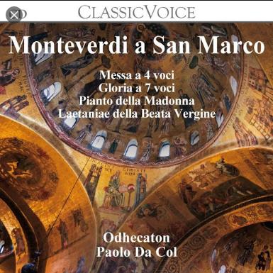 Monteverdi a San Marco